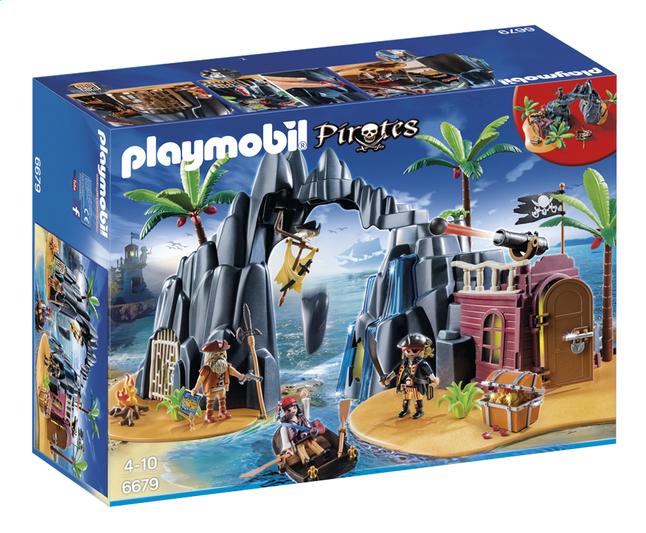 Image pour Playmobil Pirates 6679 Repaire Pirates des ténèbres à partir de DreamLand