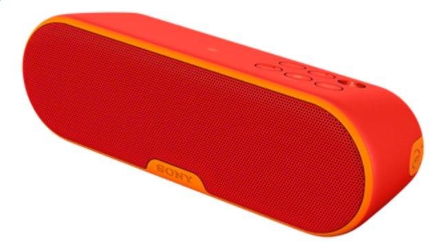 Image pour Sony haut-parleur Bluetooth SRS-XB2 rouge à partir de DreamLand