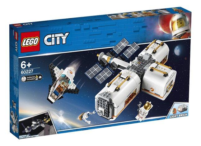 Afbeelding van LEGO City 60227 Ruimtestation op de maan from DreamLand