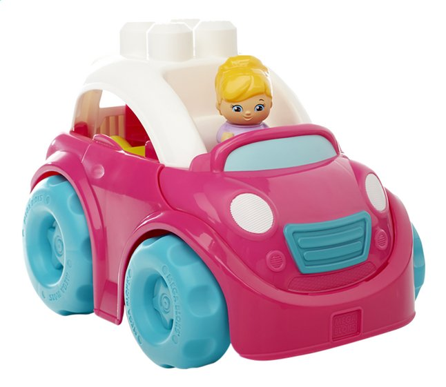 Afbeelding van Mega Bloks Lil' Vehicles Catie Convertible from DreamLand