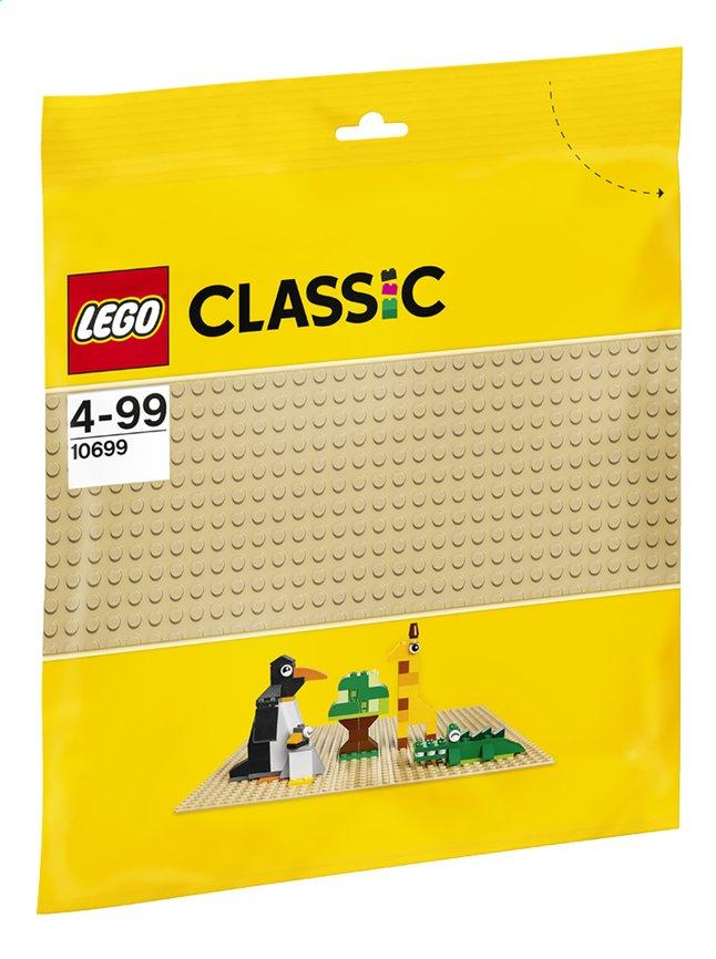 Image pour LEGO Classic 10699 La plaque de base sable à partir de DreamLand
