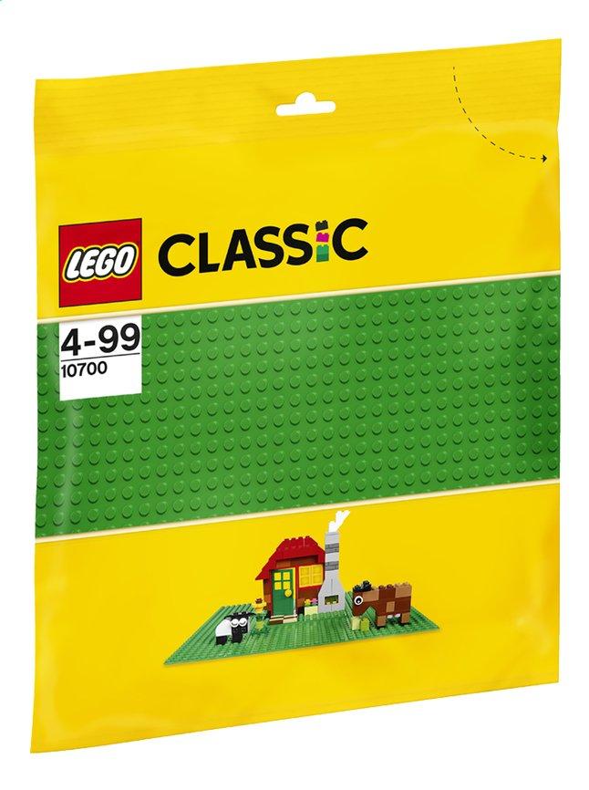 Image pour LEGO Classic 10700 La plaque de base verte à partir de DreamLand