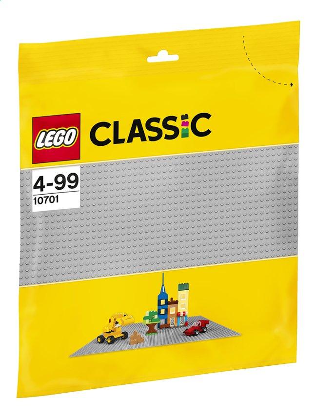 Afbeelding van LEGO Classic 10701 Grijze bouwplaat from DreamLand