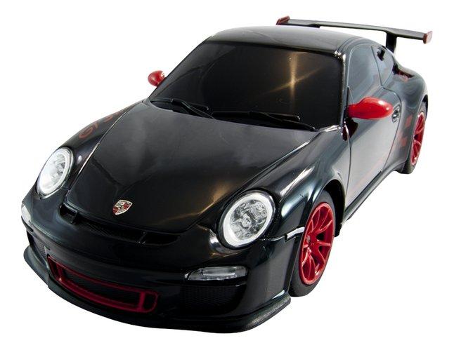Image pour Rastar voiture RC Porsche GT3 RS noir à partir de DreamLand