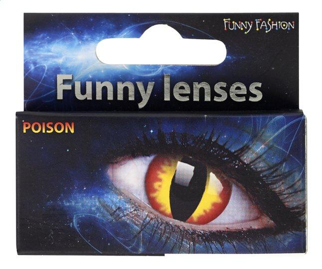 Image pour Funny Fashion lentilles à usage unique Poison à partir de DreamLand