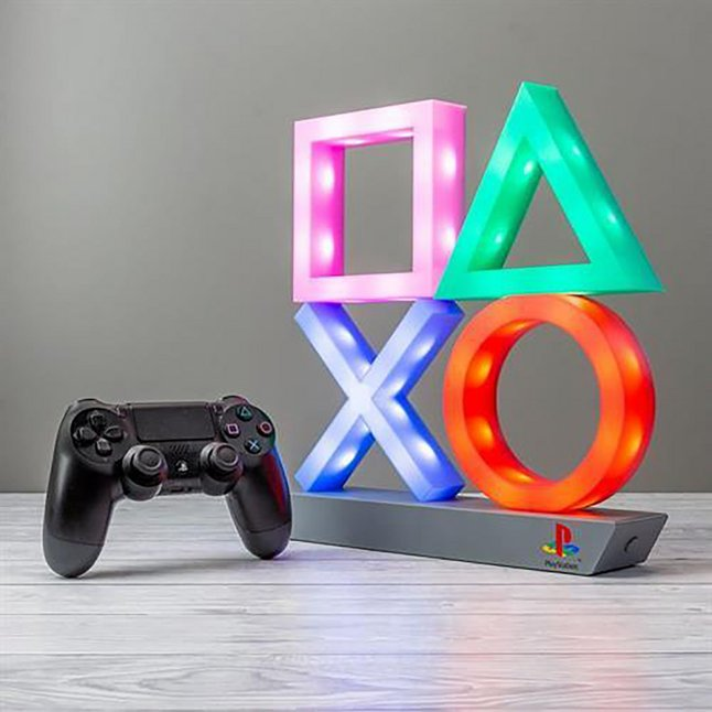Lampe PlayStation Icons Light XL