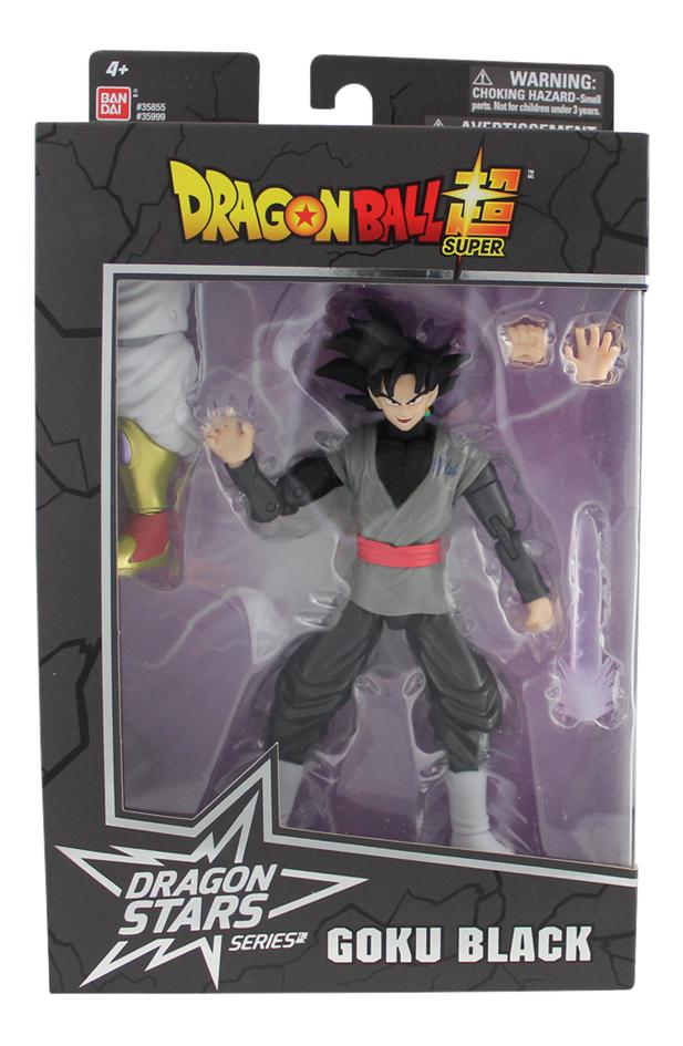 Afbeelding van Dragon Ball actiefiguur Goku Black from DreamLand