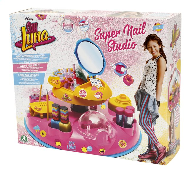 Afbeelding van Disney Soy Luna Super Nail Studio from DreamLand