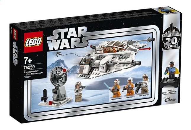 Afbeelding van LEGO Star Wars 75259 Snowspeeder 20ste verjaardag from DreamLand