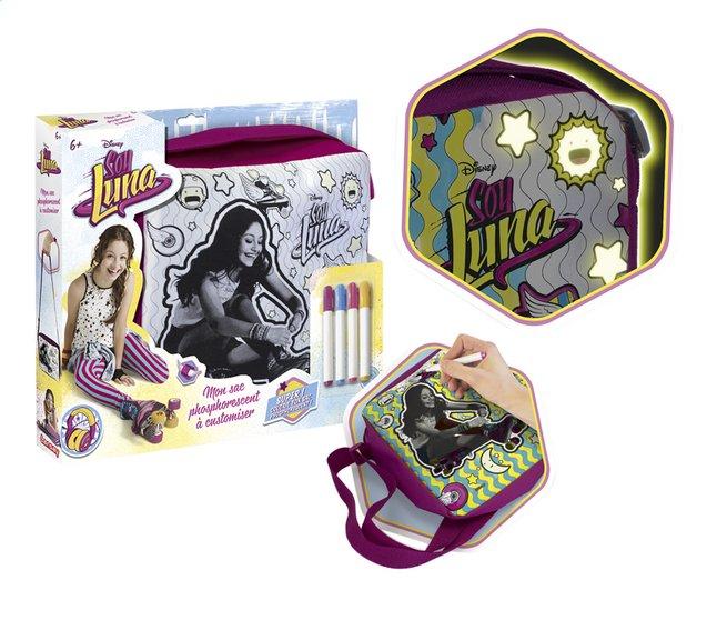 Afbeelding van Lansay Disney Soy Luna Mijn te customizen lichtgevende tas from DreamLand