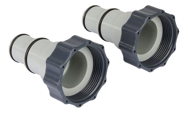 Intex adapter type A Ø 38 mm - 2 stuks