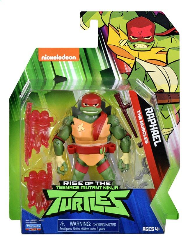 Rise of the Teenage Mutant Ninja Turtles figuur Raphael