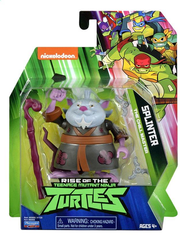 Rise of the Teenage Mutant Ninja Turtles figuur Splinter