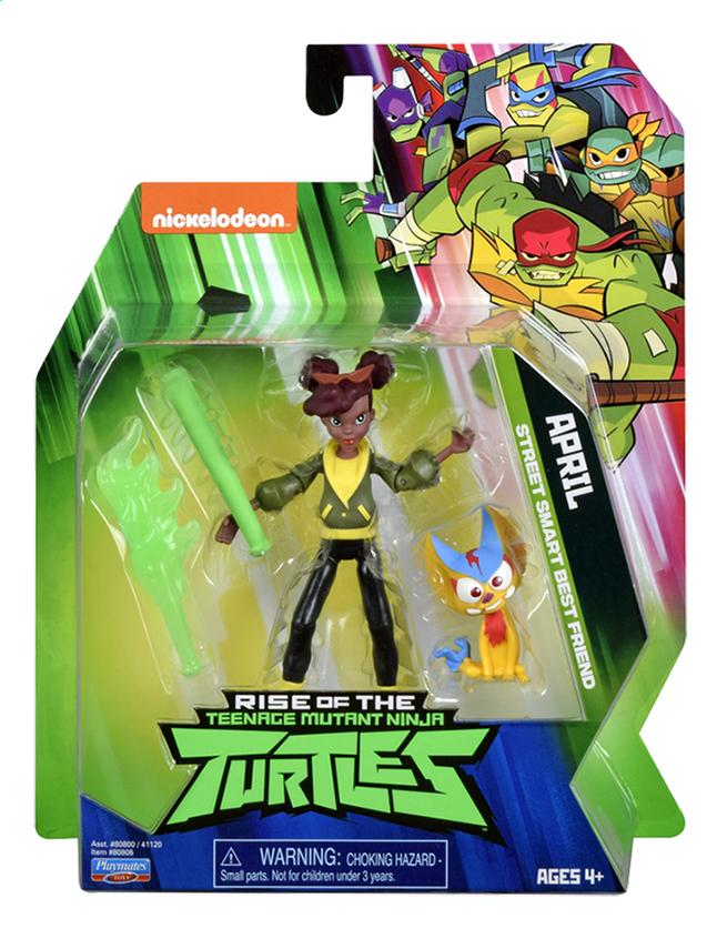 Rise of the Teenage Mutant Ninja Turtles figuur - April