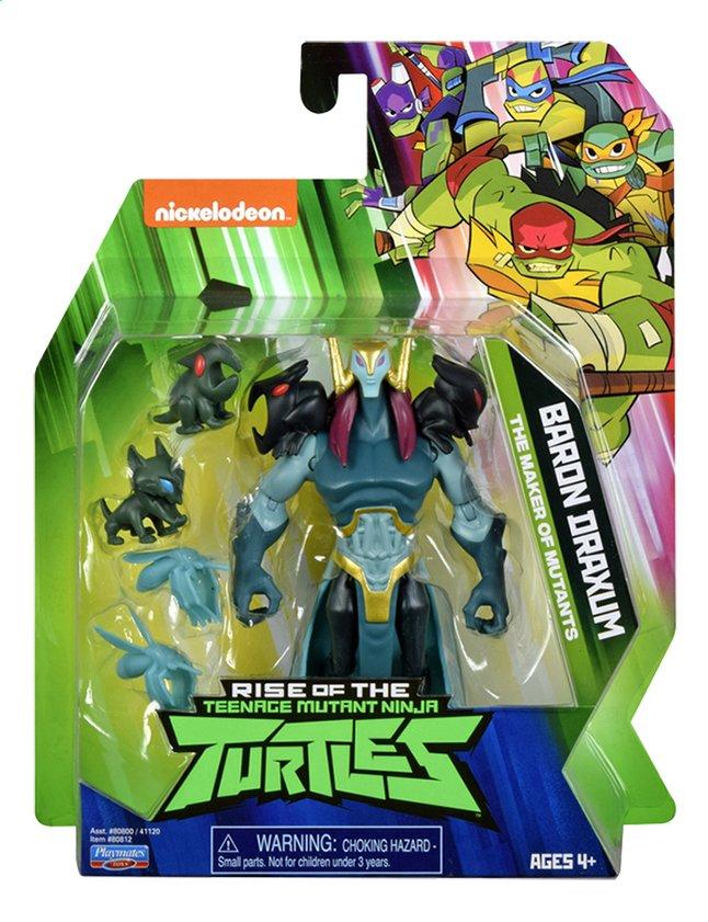 Rise of the Teenage Mutant Ninja Turtles figuur Baron Draxum