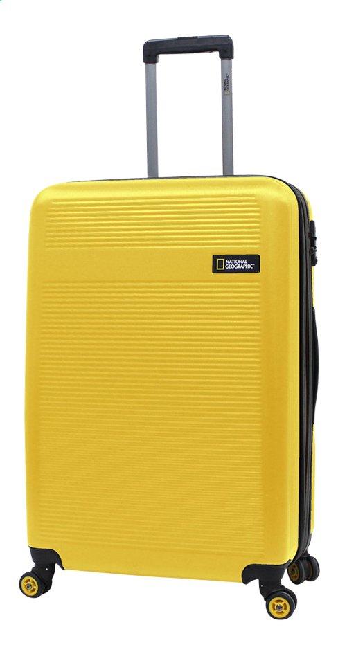 Afbeelding van National Geographic harde reistrolley Aerodrome Spinner Yellow from DreamLand