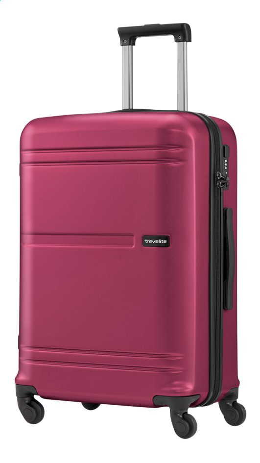 Travelite valise rigide Yamba Berry 54 cm