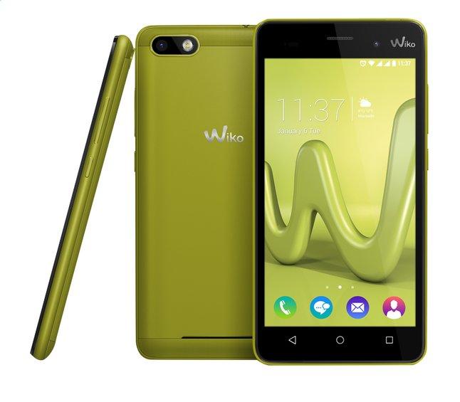Afbeelding van Wiko smartphone Lenny 3 Lime from DreamLand