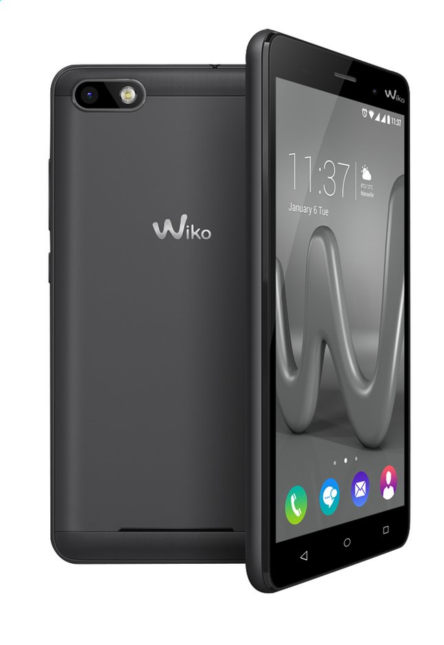 Afbeelding van Wiko smartphone Lenny 3 Grey from DreamLand
