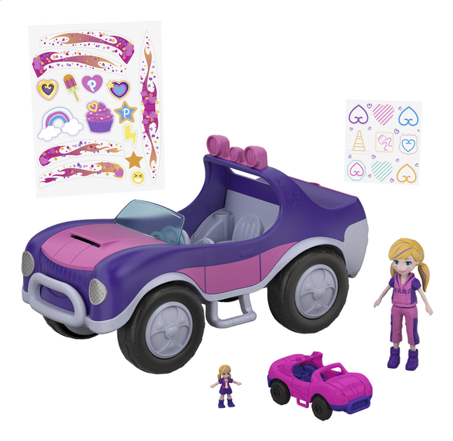 Image pour Polly Pocket Secret Utility Vehicle à partir de DreamLand