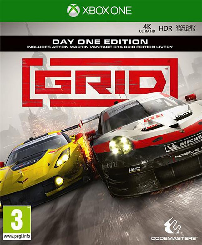 Xbox One GRID Day One Edition FR/ANG