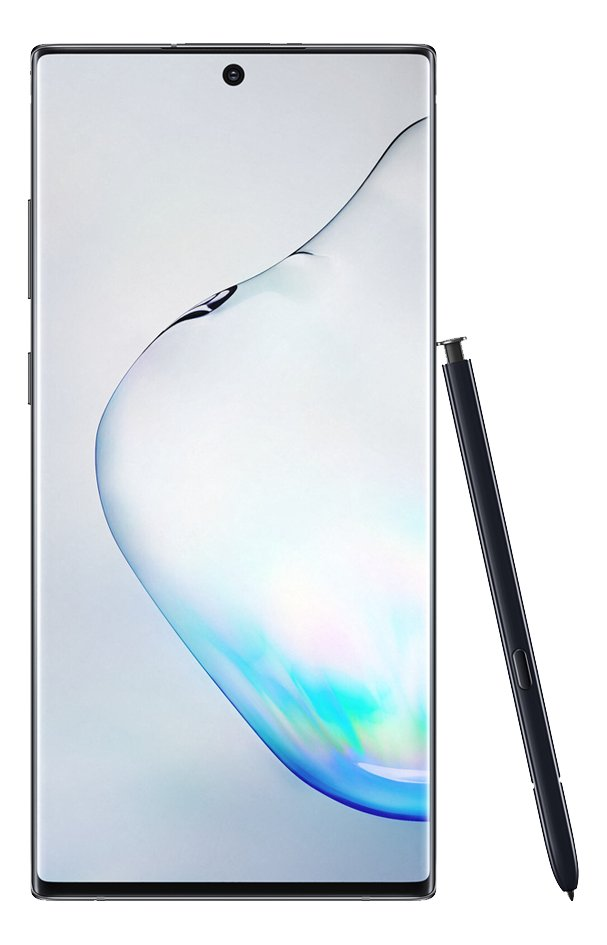 Samsung smartphone Galaxy Note10+ 256 Go Aura Black