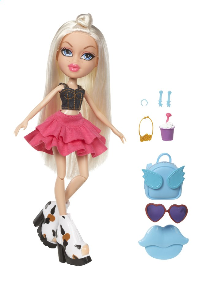 Afbeelding van Bratz mannequinpop Hello My Name Is Cloe from DreamLand