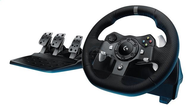Image pour Logitech volant de course avec pédales G920 Driving Force à partir de DreamLand