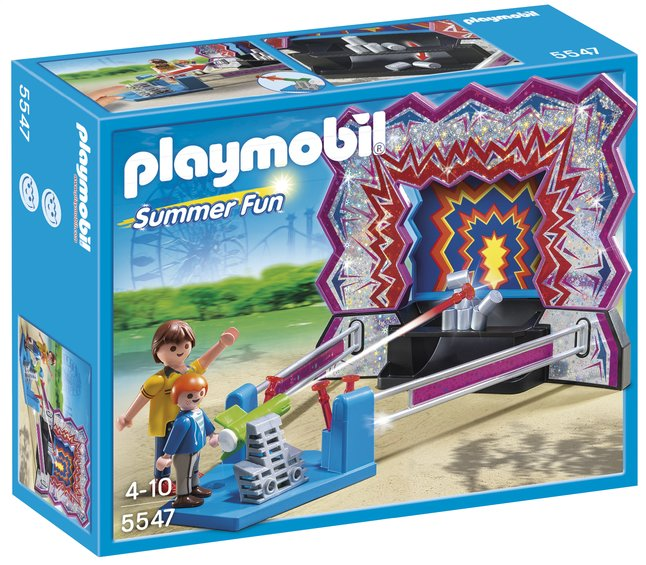 Image pour Playmobil Summer Fun 5547 Stand de Chamboule-tout à partir de DreamLand