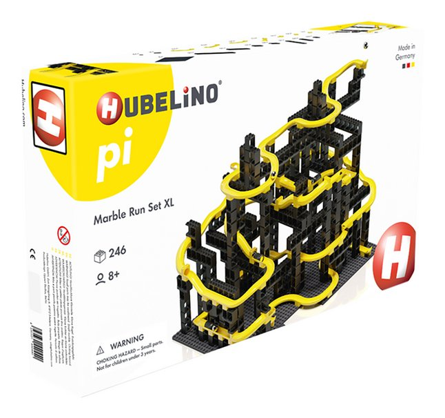 Afbeelding van Hubelino pi knikkerbaan Marble Run Set XL from DreamLand