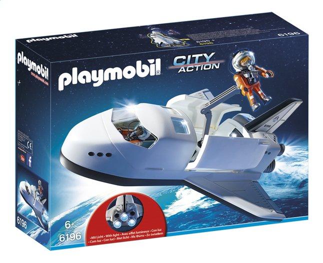 Afbeelding van Playmobil City Action 6196 Space Shuttle met bemanning from DreamLand