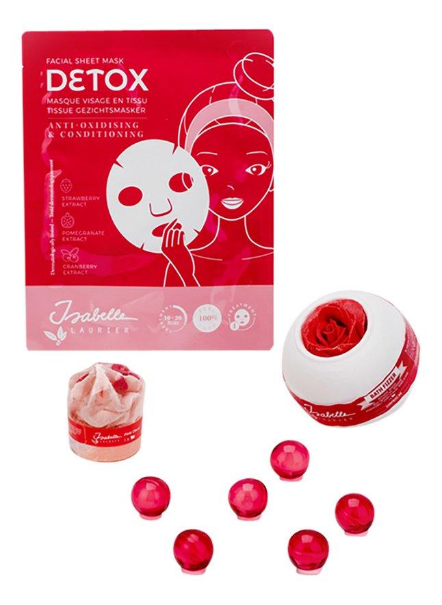 Afbeelding van Isabelle Laurier badset + gezichtsmasker Pink M from DreamLand
