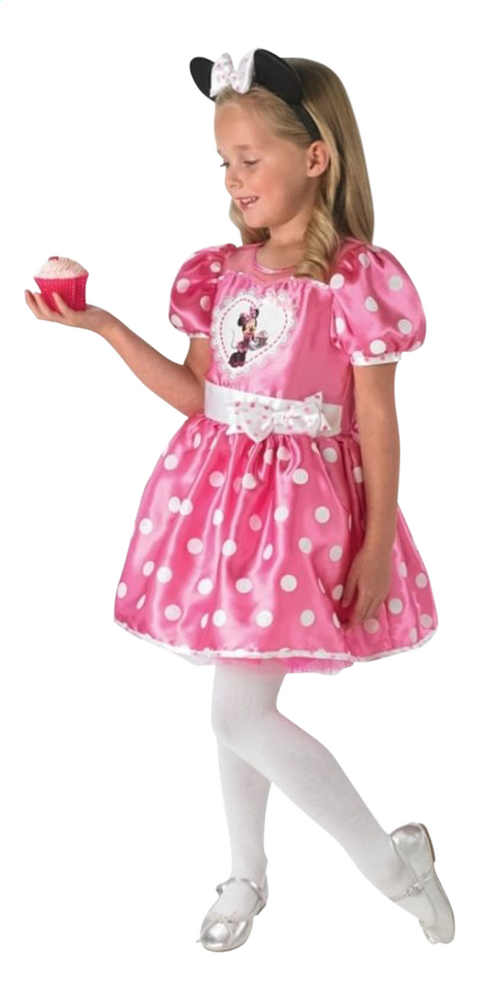 Afbeelding van Verkleedpak Disney Minnie Cupcake from DreamLand