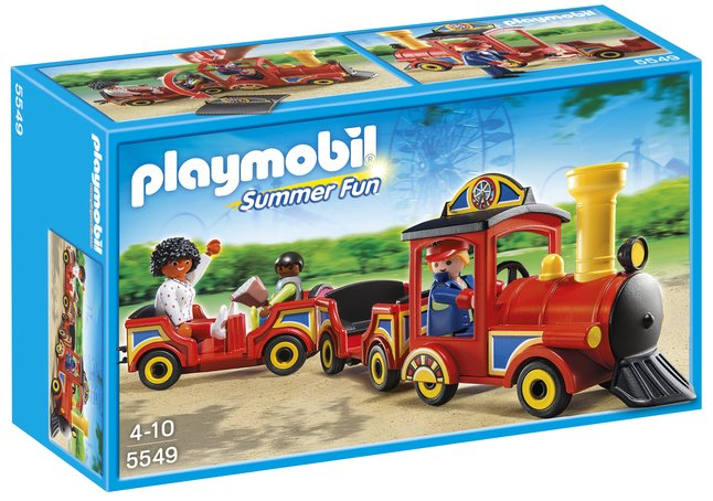 Afbeelding van Playmobil Summer Fun 5549 Kindertrein from DreamLand