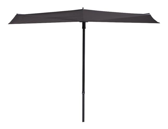 Image pour Madison parasol de balcon Sun Wave Ø 3 m gris foncé à partir de DreamLand