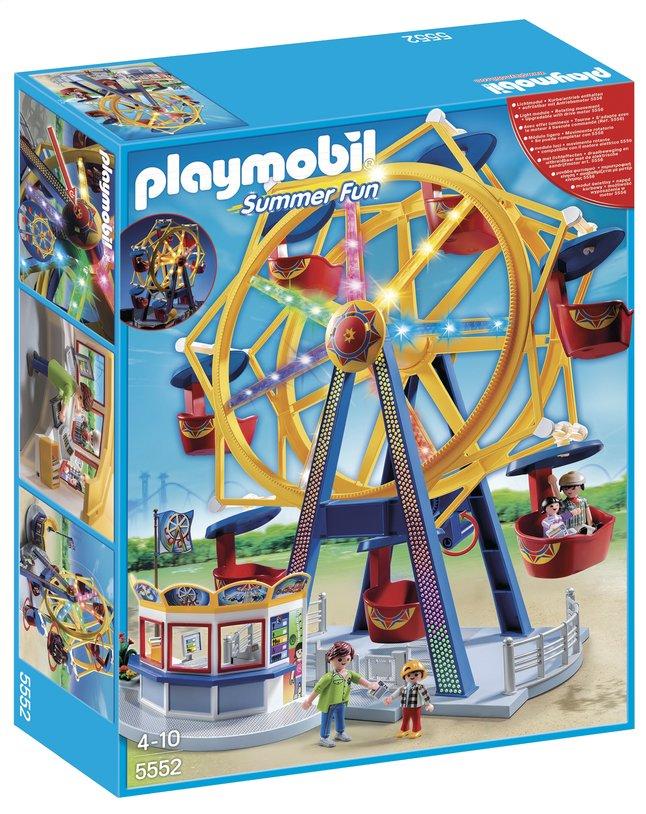Afbeelding van Playmobil Summer Fun 5552 Reuzenrad met lichtjes from DreamLand