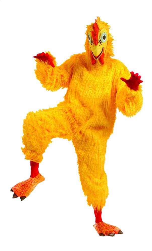 Afbeelding van Verkleedpack Chicken Charlie één maat from DreamLand