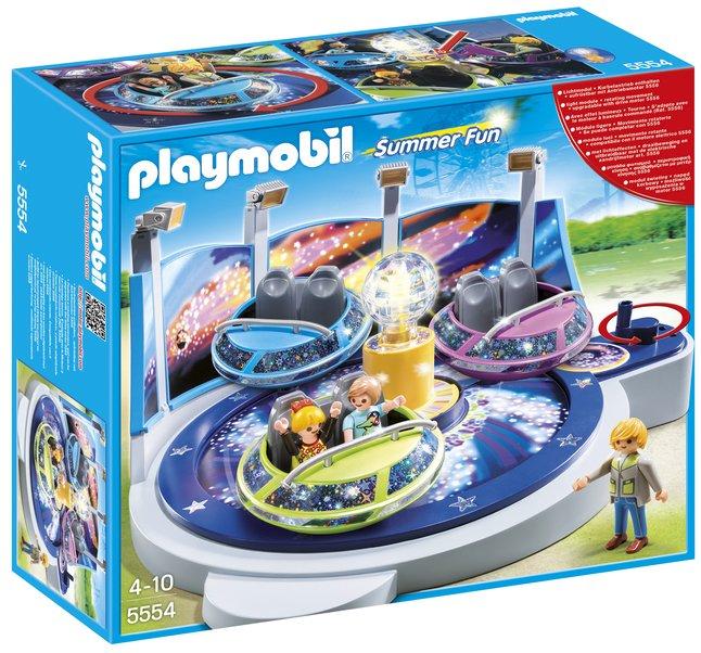 Image pour Playmobil Summer Fun 5554 Attraction avec effets lumineux à partir de DreamLand