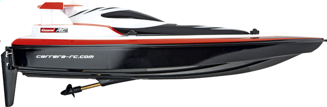 Image pour Carrera bateau de course RC 2,4 GHz rouge à partir de DreamLand