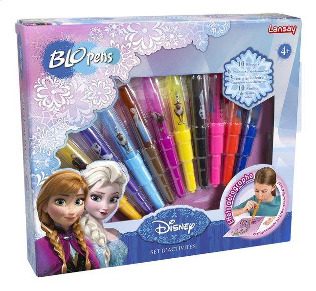 Image pour Lansay BLOpens Disney La Reine des Neiges Set d'activités à partir de DreamLand