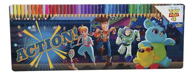 Afbeelding van Kleurpotlodenset Toy Story 4 - 50 stuks from DreamLand