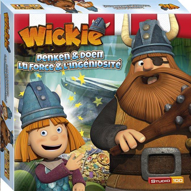 Afbeelding van Wickie - Denken & Doen from DreamLand