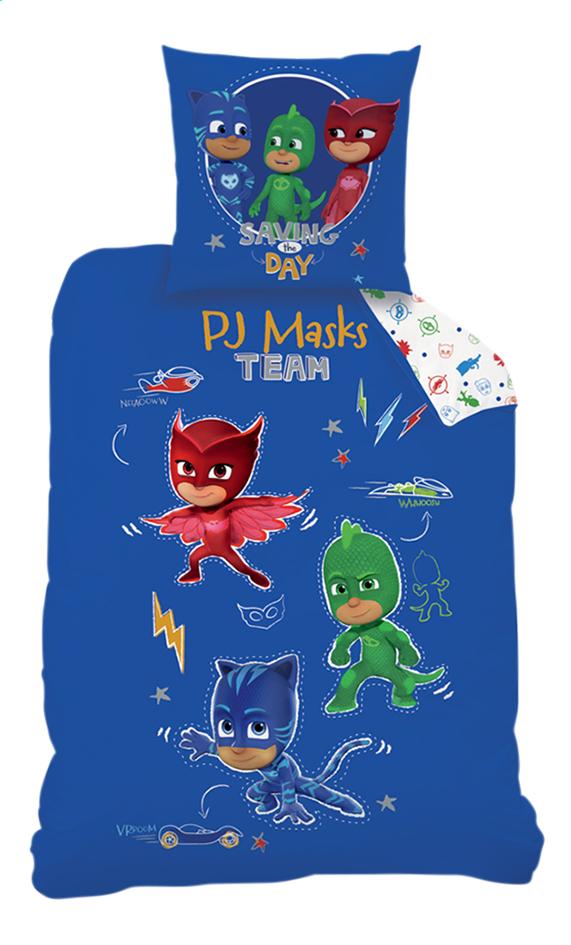 Afbeelding van Dekbedovertrek PJ Masks Complicity katoen 140 x 200 cm from DreamLand