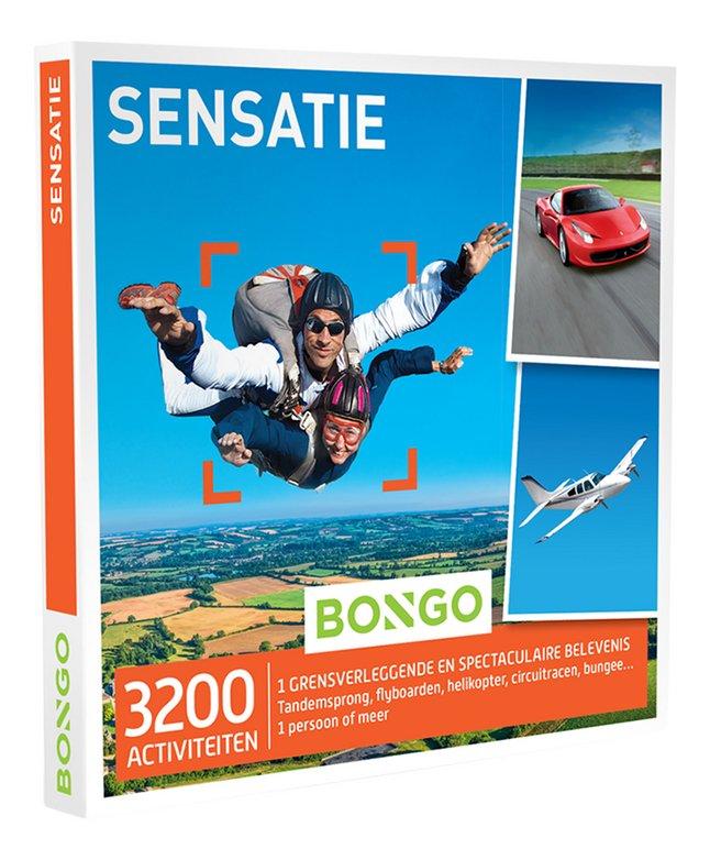 Afbeelding van Bongo cadeaubon Sensatie from DreamLand