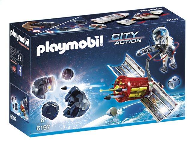 Image pour Playmobil City Action 6197 Satellite avec laser et météoroïde à partir de DreamLand