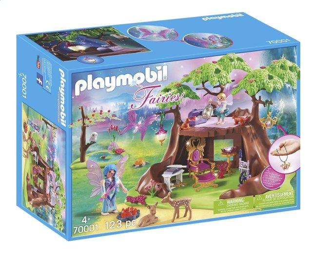 Playmobil fairies sprookjesboshuis dreamland