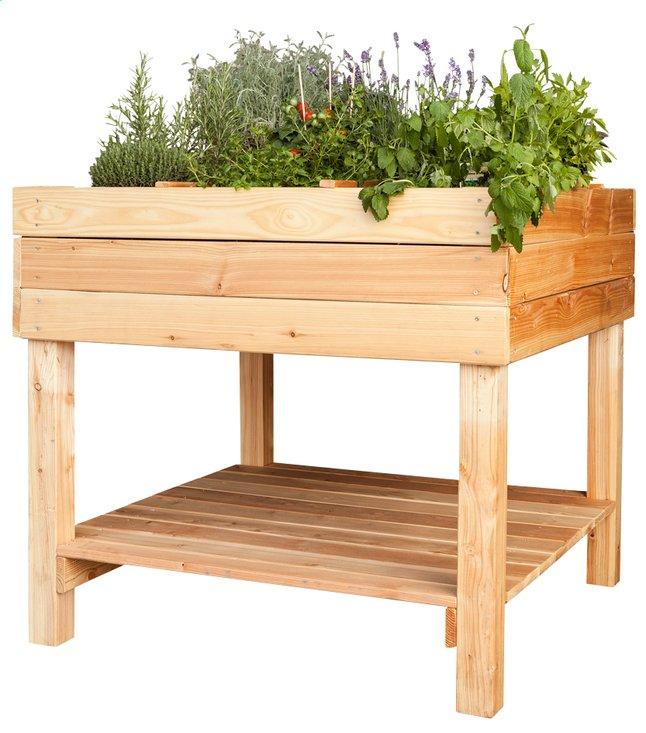 Image pour Table à potager Pinus 100 x 100 cm à partir de DreamLand
