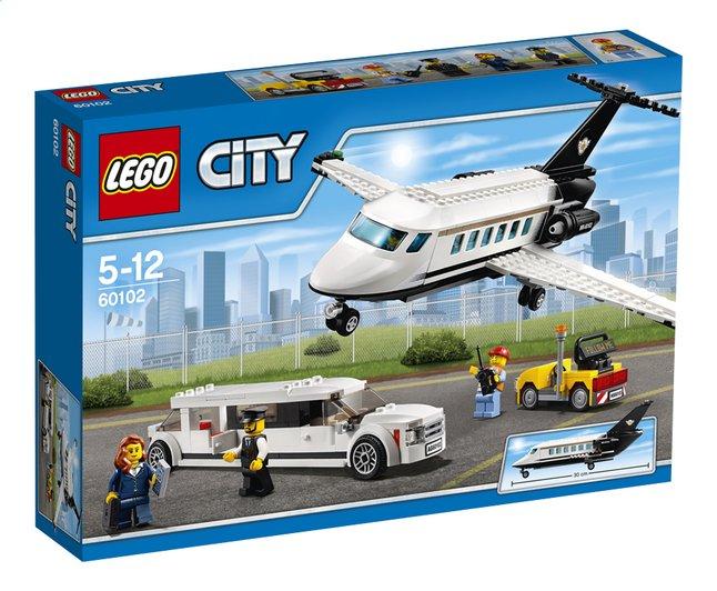 Image pour LEGO City 60102 Le service VIP de l'aéroport à partir de DreamLand