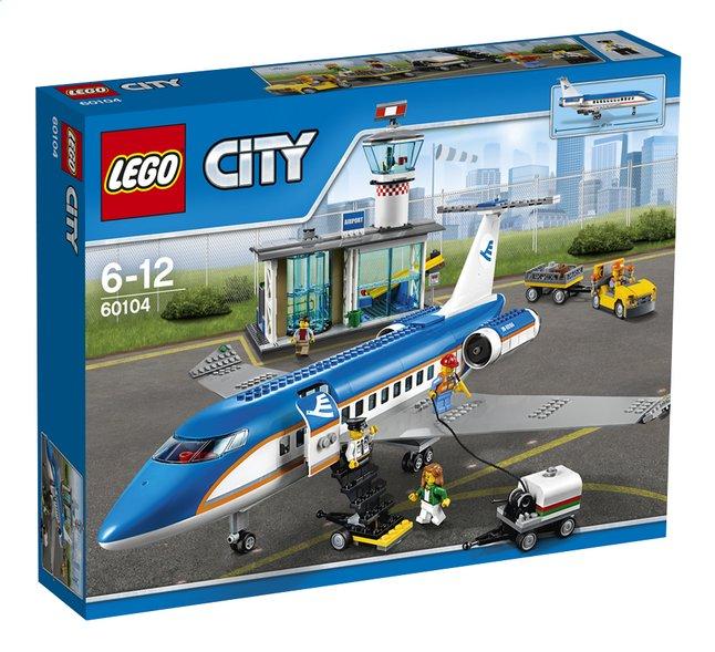 Image pour LEGO City 60104 Le terminal pour passagers à partir de DreamLand