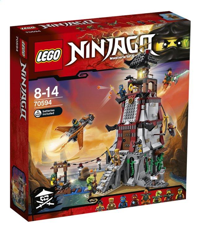 Afbeelding van LEGO Ninjago 70594 Belegering van de vuurtoren from DreamLand